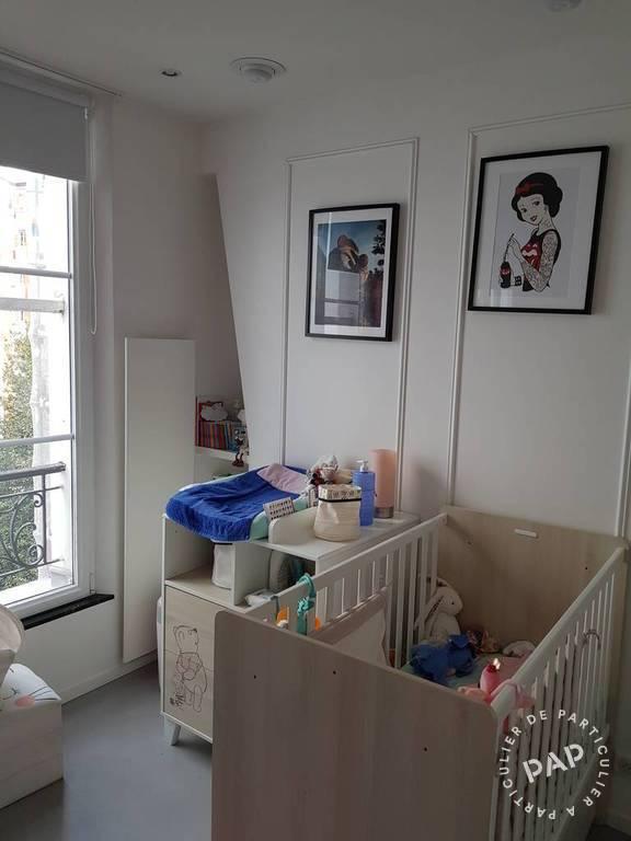 Appartement 575.000€ 56m² Saint-Mandé (94160)