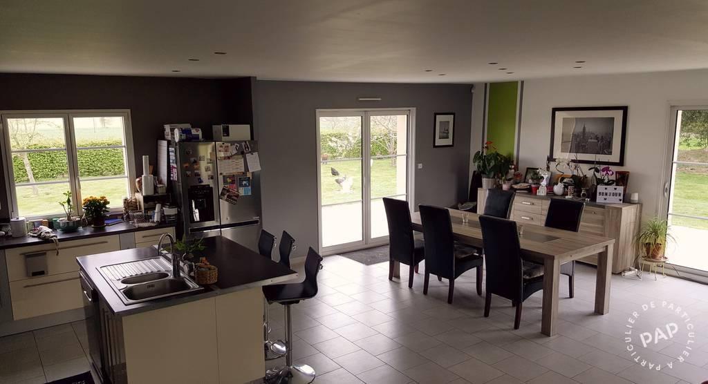 Maison 300.000€ 137m² Lieurey (27560)