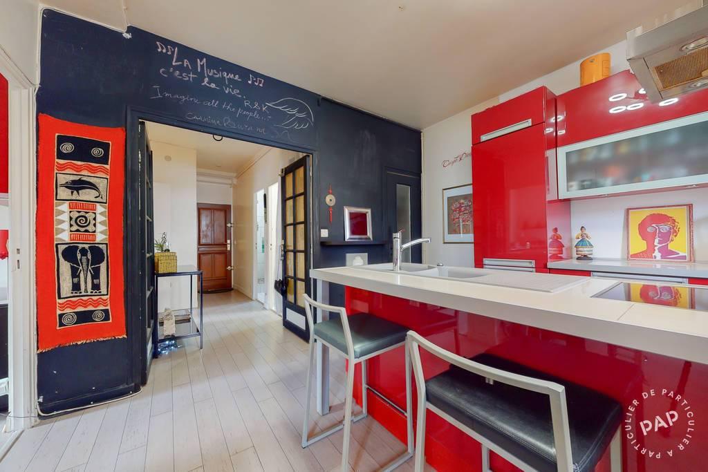 Appartement 310.000€ 64m² Ivry Sur Seine