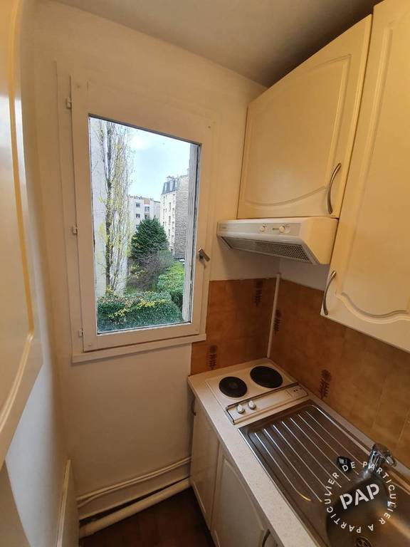 Appartement 870€ 24m² Paris 12E (75012)