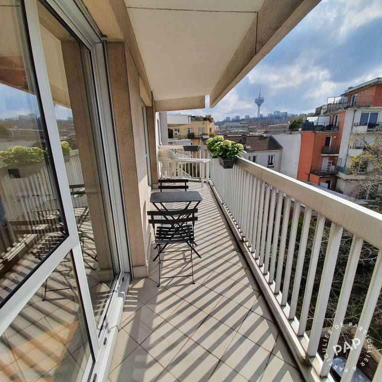 Immobilier Pantin (93500) 519.000€ 65m²
