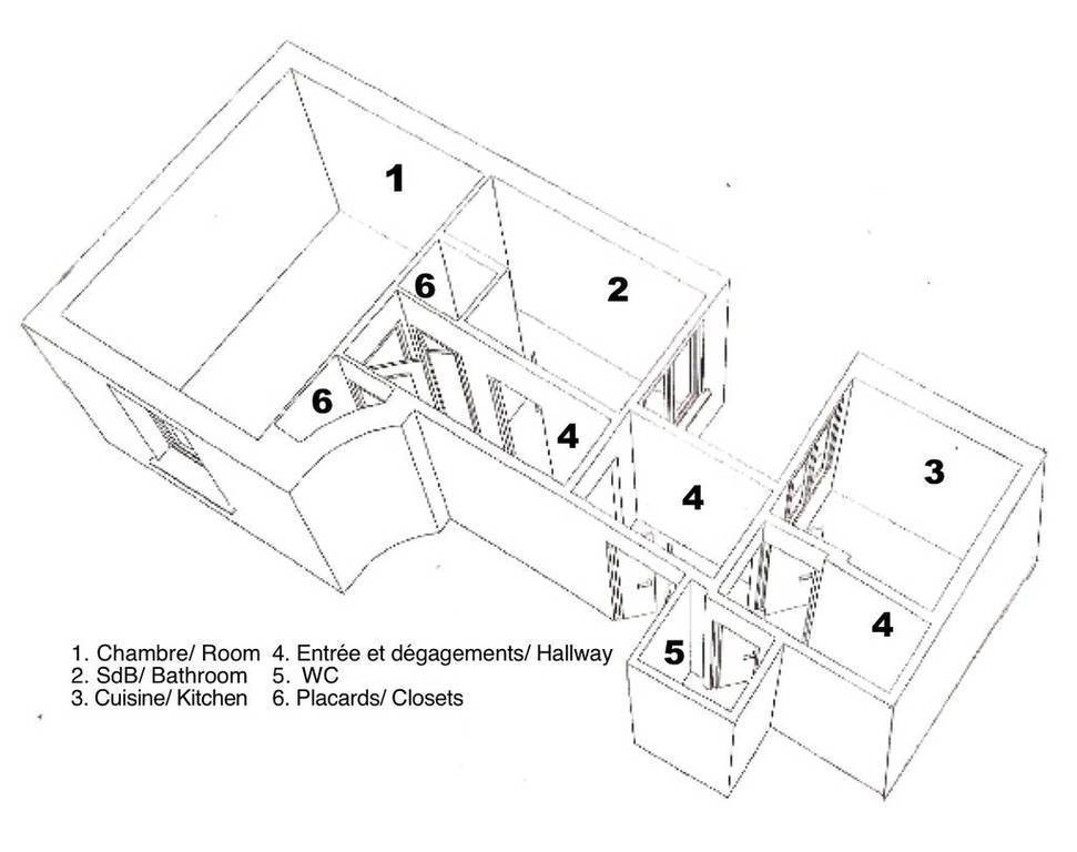 Immobilier Paris 9E (75009) 1.100€ 30m²