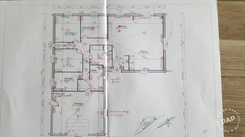 Immobilier Lieurey (27560) 300.000€ 137m²