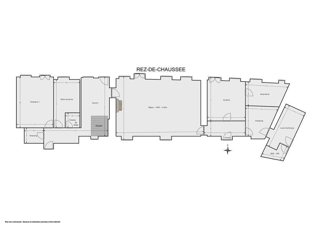 Vente Maison 1H15 De Paris 246m² 395.000€