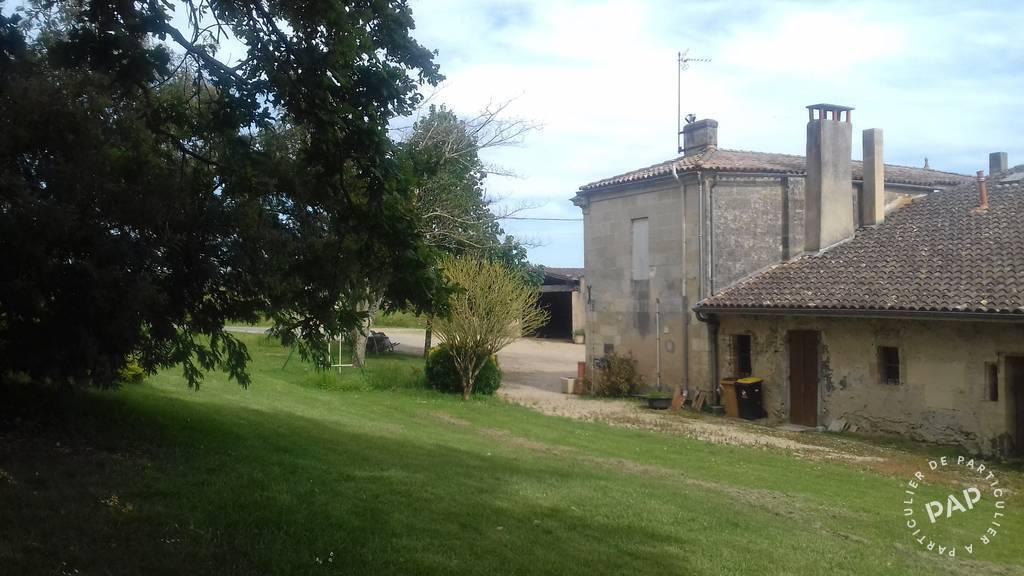 Vente Maison Civrac-De-Blaye (33920) 220m² 450.000€