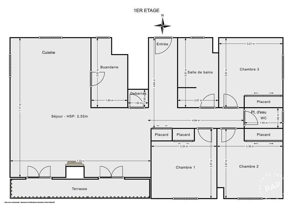 Vente Maison Blajan (31350)
