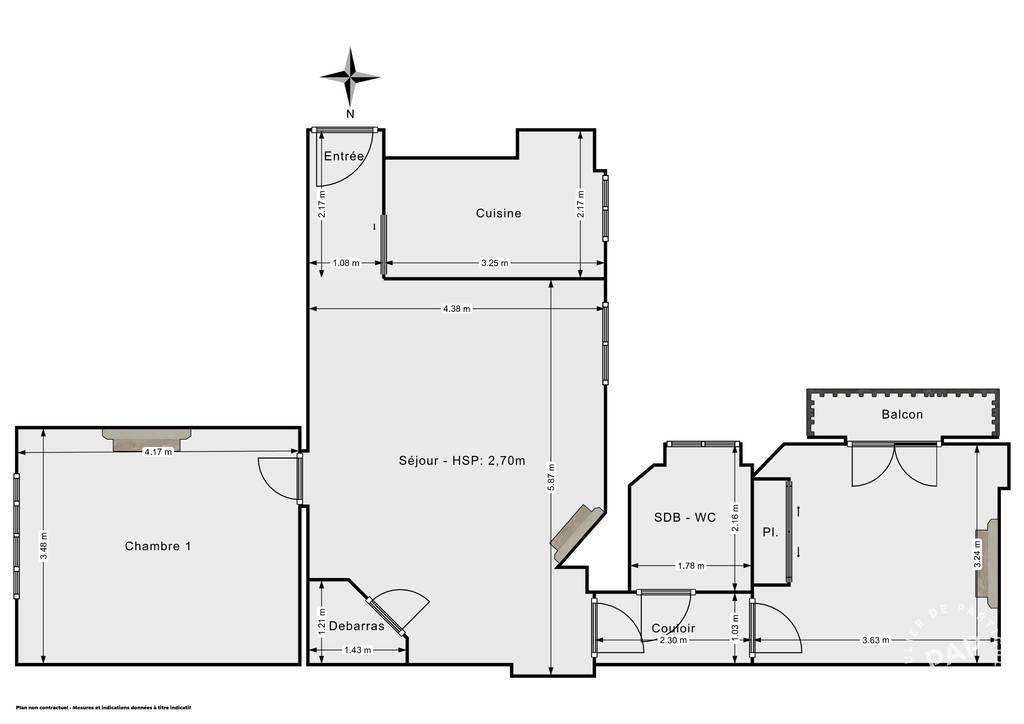 Vente Appartement Bel Immeuble Période Art Nouveau