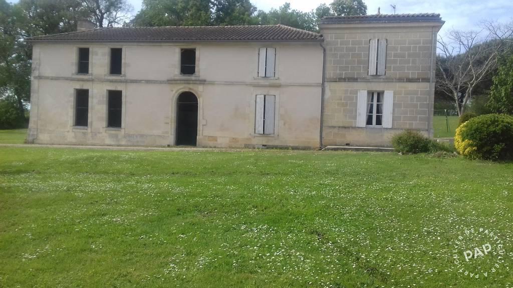 Maison Civrac-De-Blaye (33920) 450.000€