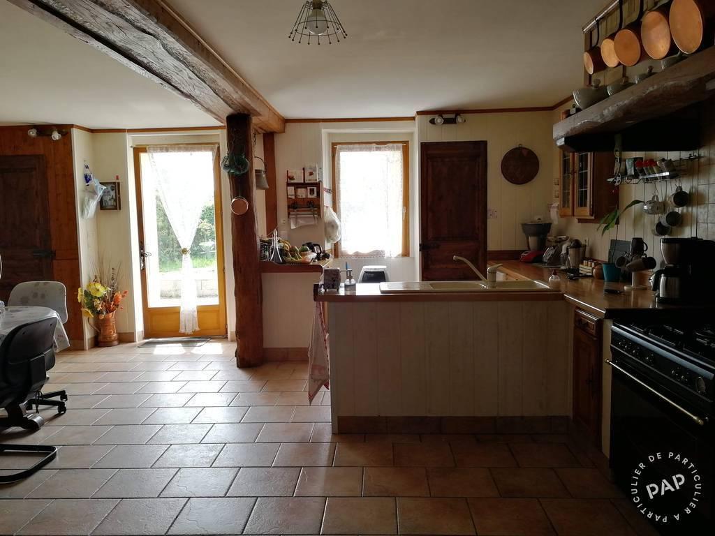 Vente Maison La Cornuaille (49440) 220m² 300.000€