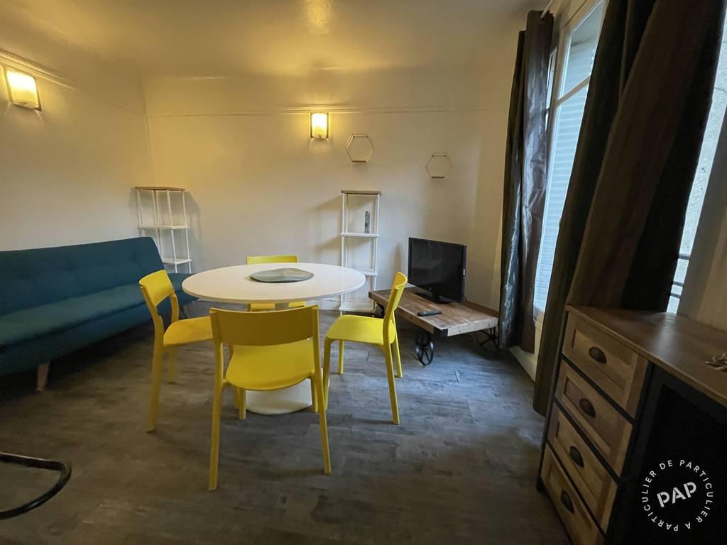 Location Appartement Paris 17E (75017) 30m² 1.200€