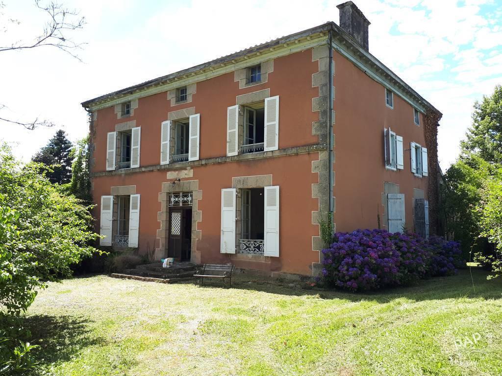 Vente Maison Le Châtenet-En-Dognon (87400) 280m² 210.000€