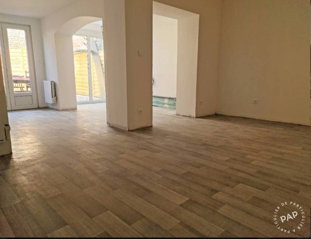 Vente Maison Hénin-Beaumont (62110) 108m² 137.000€
