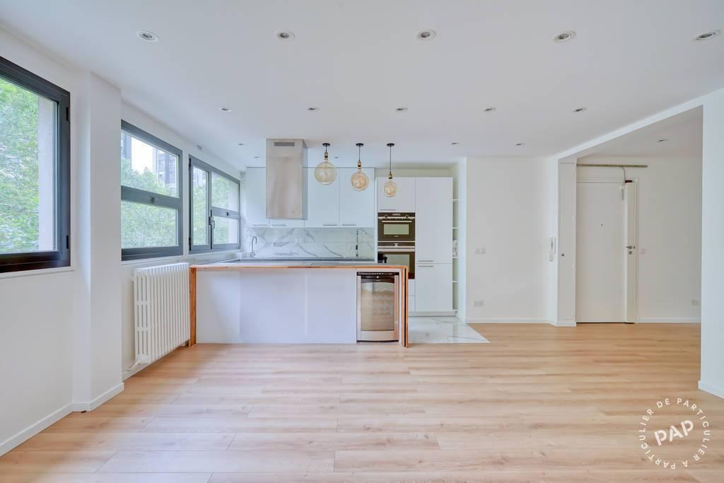 Vente Appartement Paris 19E (75019) 91m² 889.000€