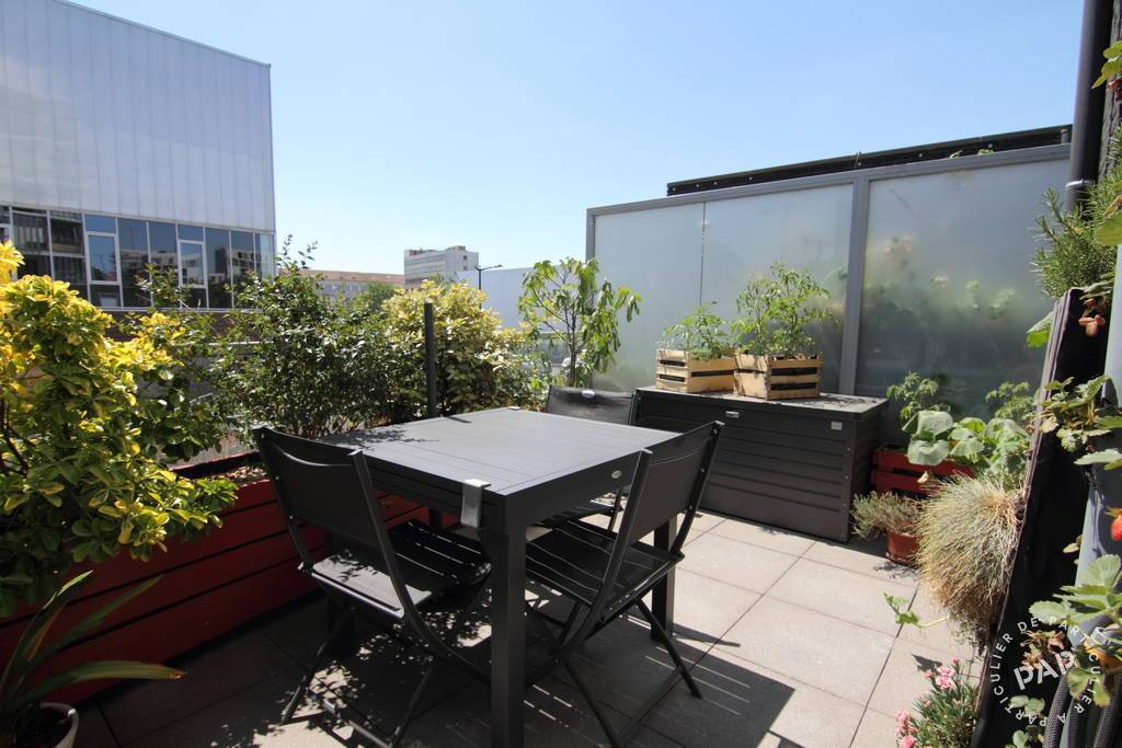 Vente Appartement Ivry-Sur-Seine (94200) 93m² 545.000€