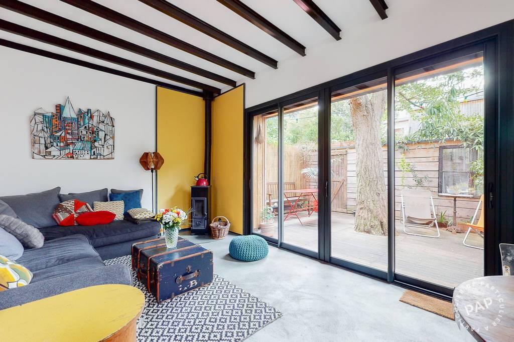 Vente maison 5 pièces Montreuil (93100)