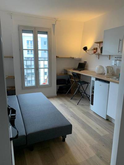 Vente studio 13m² Paris 19E (75019) - 173.000€