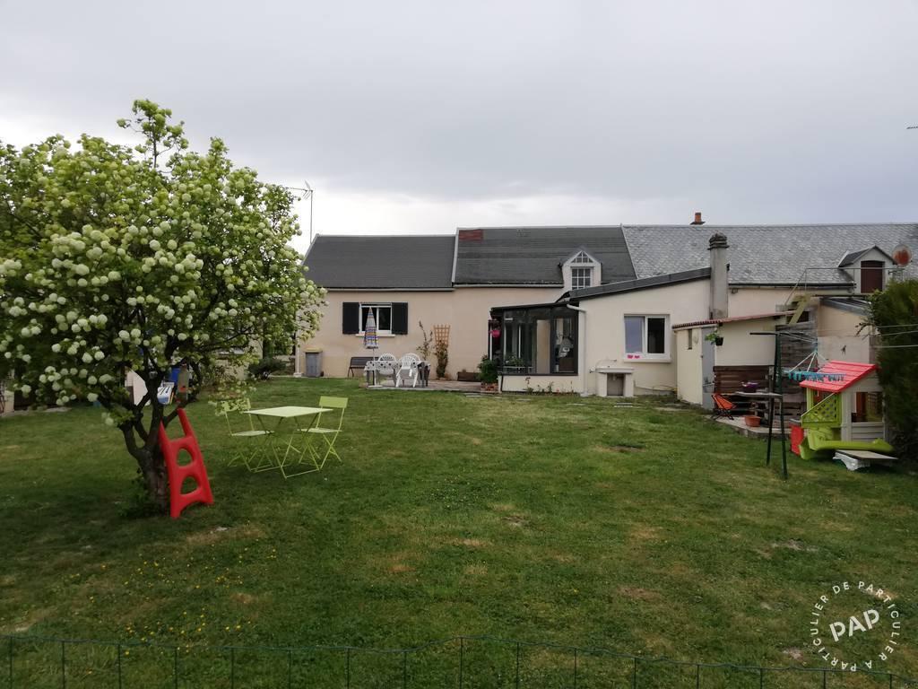 Vente maison 5 pièces Marcilly-le-Hayer (10290)