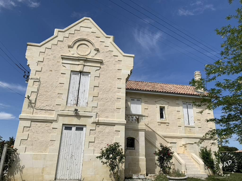 Vente Maison Saint-André-De-Cubzac (33240) 250m² 545.000€