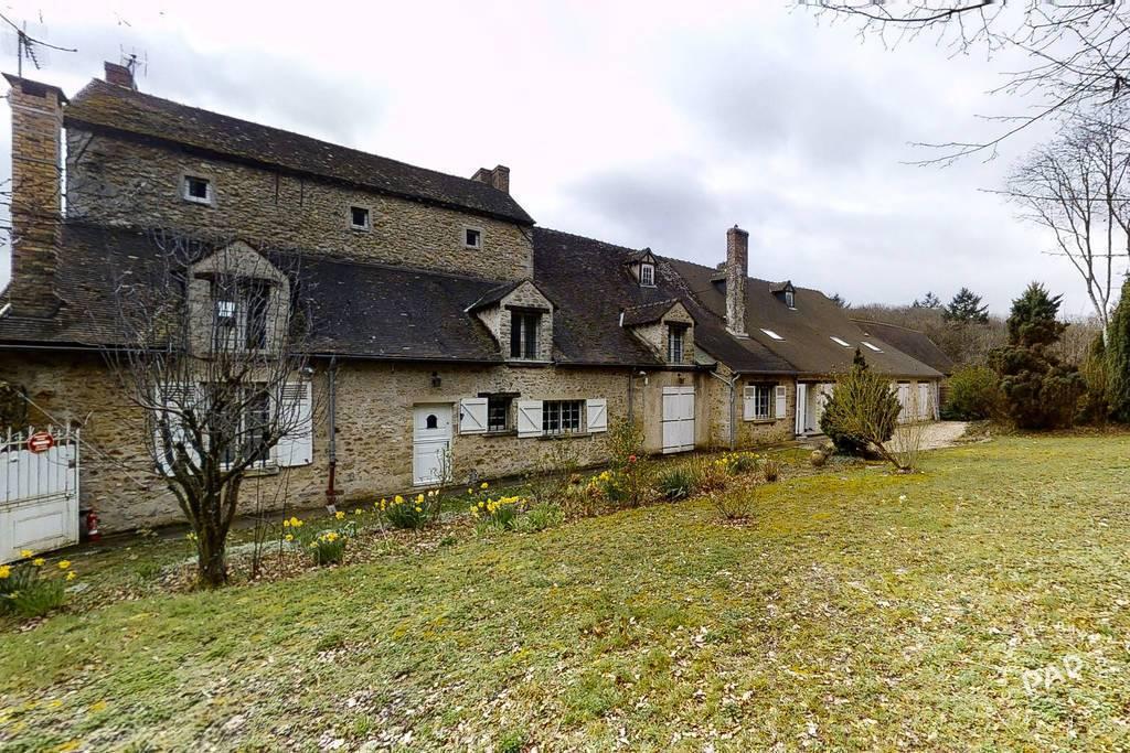 Vente maison 4 pièces Frémainville (95450)