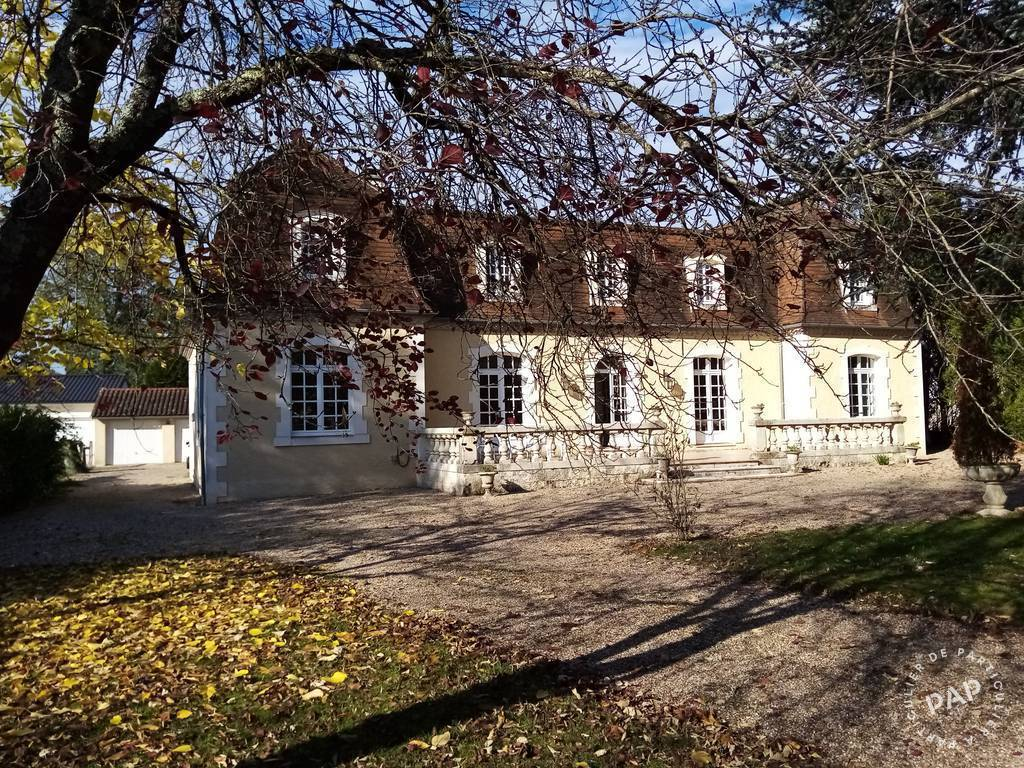 Vente Maison Saint-Astier (24110) 300m² 435.000€