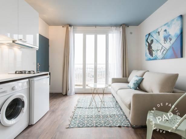 Location appartement studio Lyon 7e