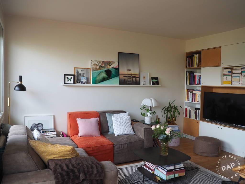 Vente Appartement Boulogne-Billancourt (92100) 60m² 550.000€