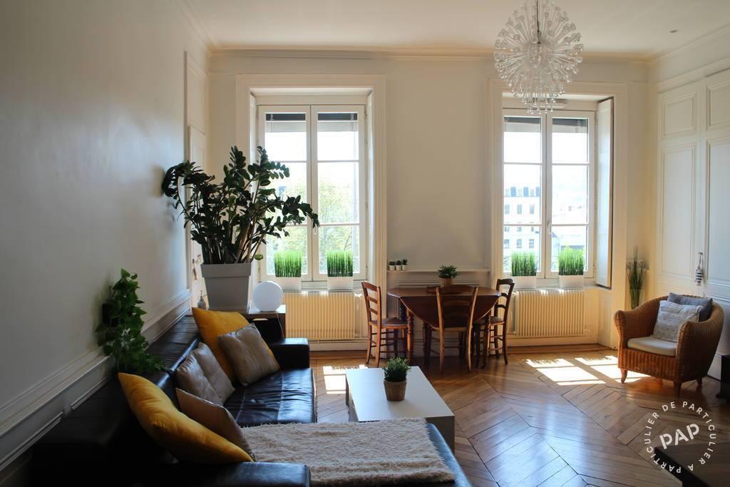 Vente appartement 4 pièces Lyon 2e