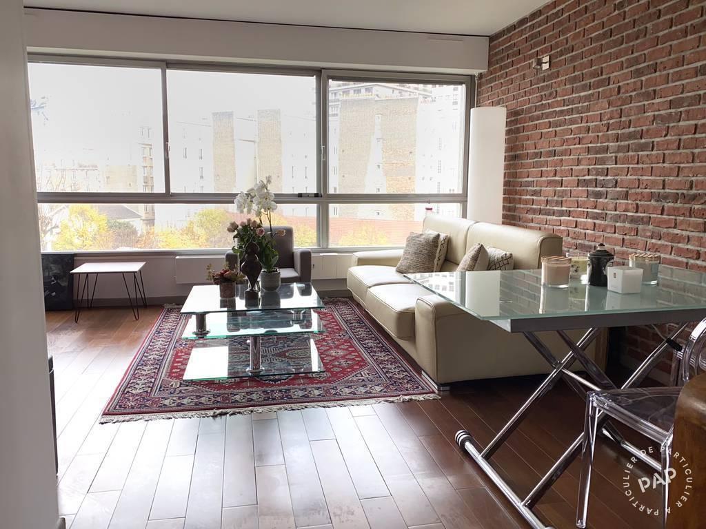 Vente Appartement Paris 15E (75015) 52m² 560.000€