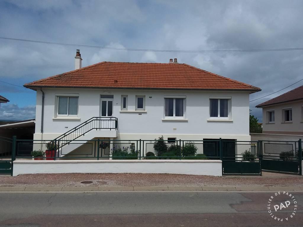Vente maison 5 pièces Saulon-la-Chapelle (21910)