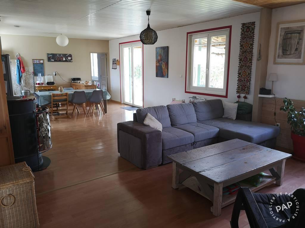Vente Maison Estoublon (04270) 115m² 230.000€