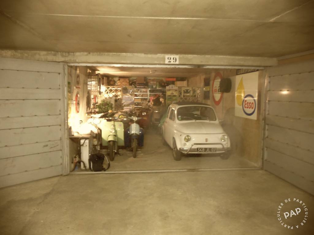 Vente Garage, parking Boulogne-Billancourt (92100)  120.000€