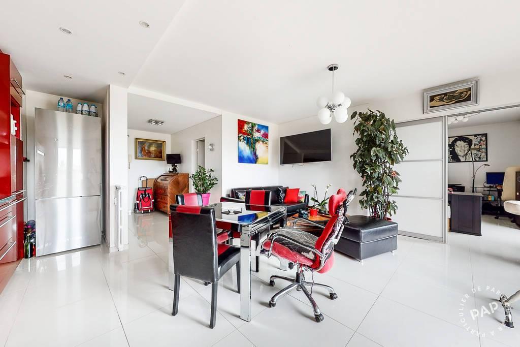 Vente Appartement Nanterre (92000) 76m² 530.000€