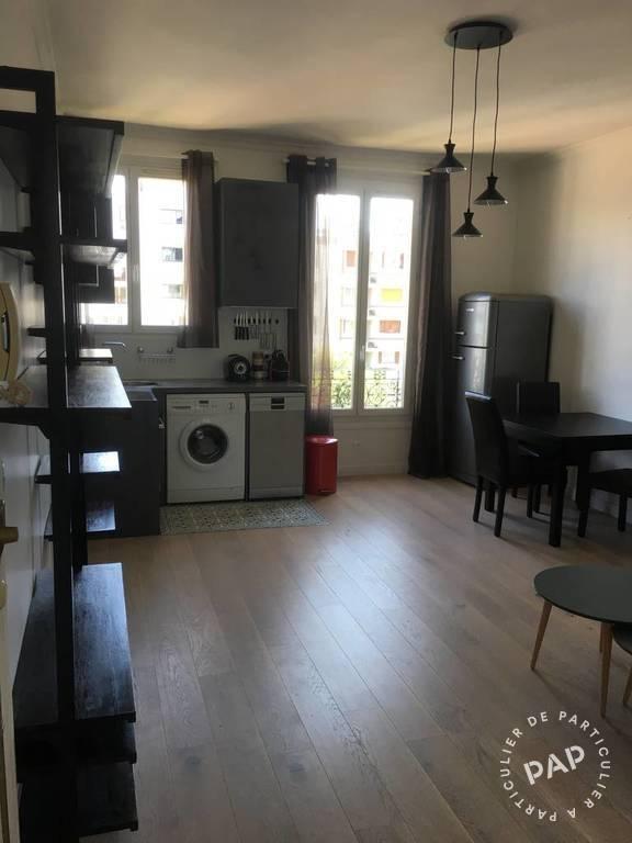 Location Appartement Boulogne-Billancourt (92100) 50m² 1.520€