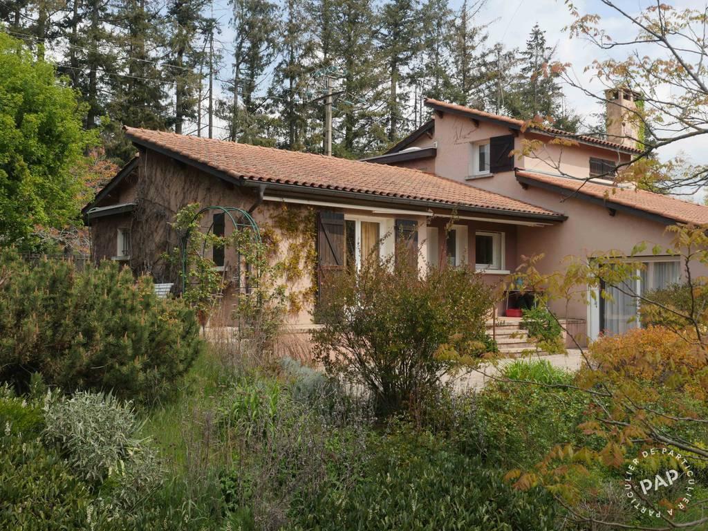 Vente maison 6 pièces Vaugneray (69670)