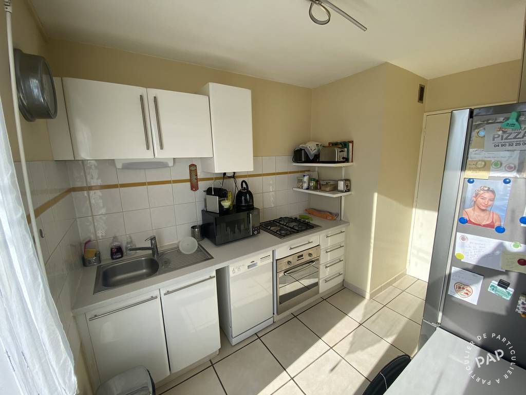 Vente appartement 3 pièces Sorgues (84700)
