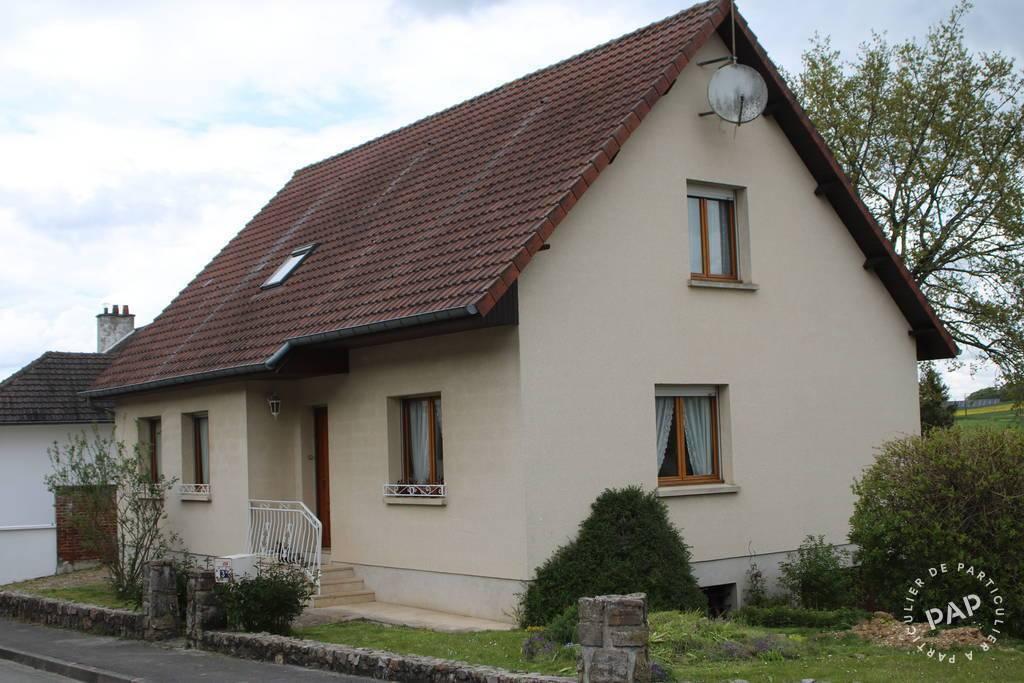 Vente maison 5 pièces Toutencourt (80560)
