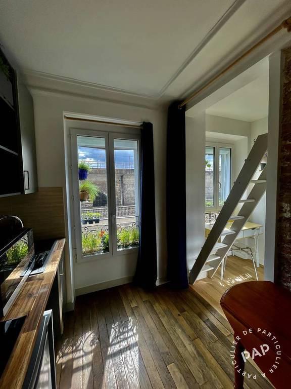 Vente Appartement Paris 12E (75012) 20m² 225.000€
