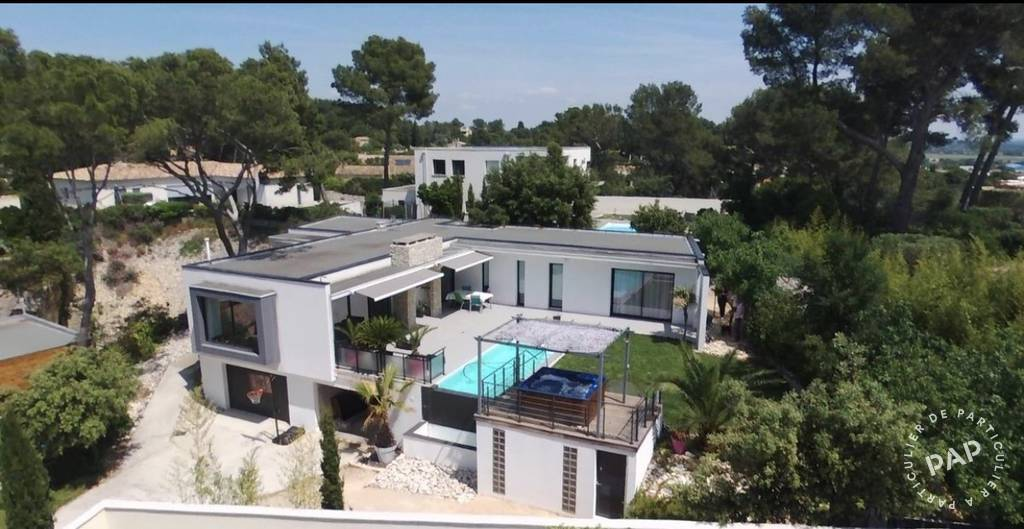 Vente Maison Nîmes (30000) 215m² 720.000€