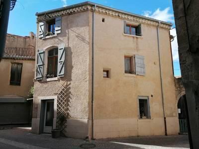 Vente maison 130m² Villeneuve-Lès-Béziers (34420) - 142.000€