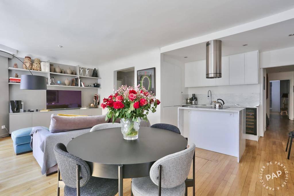 Vente Appartement Paris 16E (75016) 80m² 998.500€