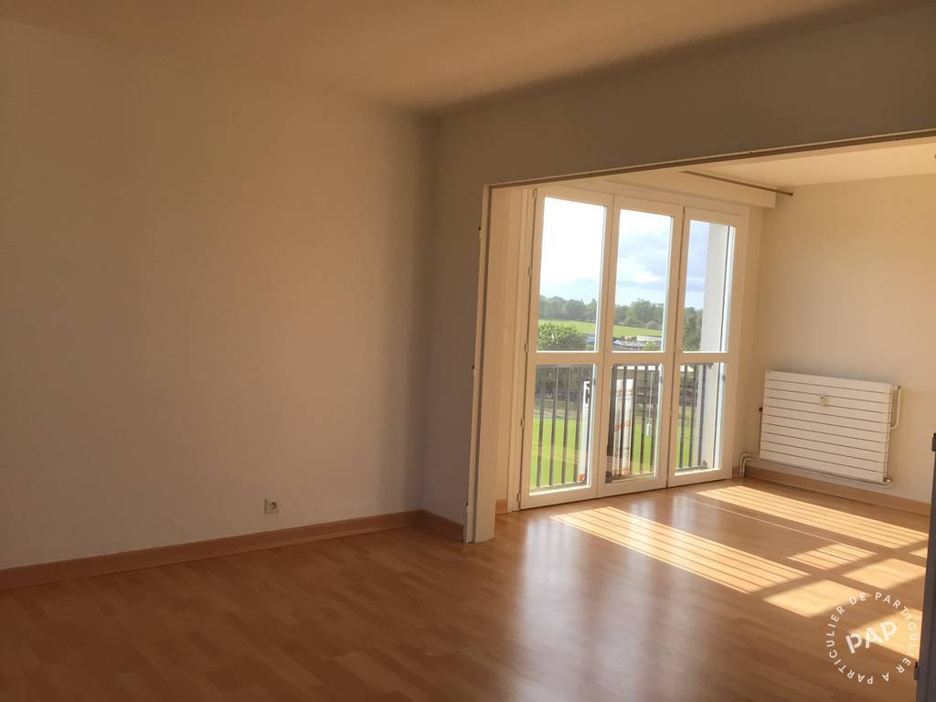 Vente appartement 5 pièces Redon (35600)