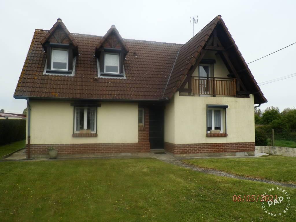 Vente maison 6 pièces Chépy (80210)