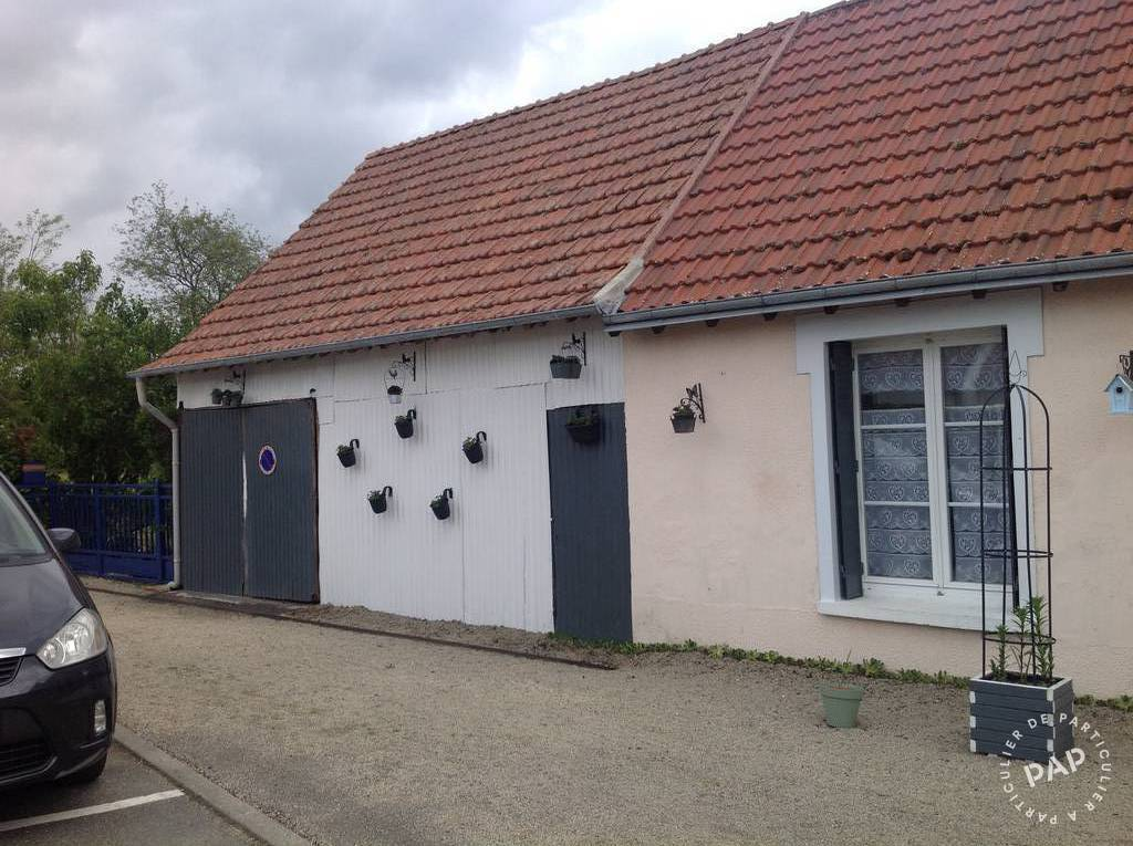 Vente Maison Fontguenand (36600) 70m² 60.000€