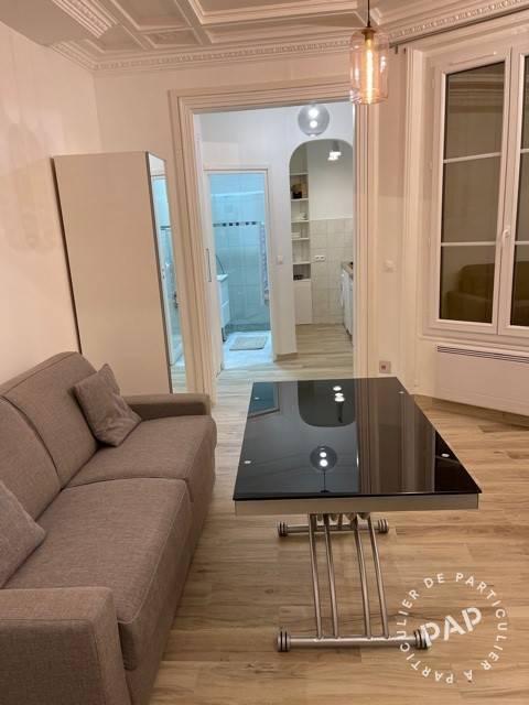 Location Appartement Paris 18E 25m² 1.020€