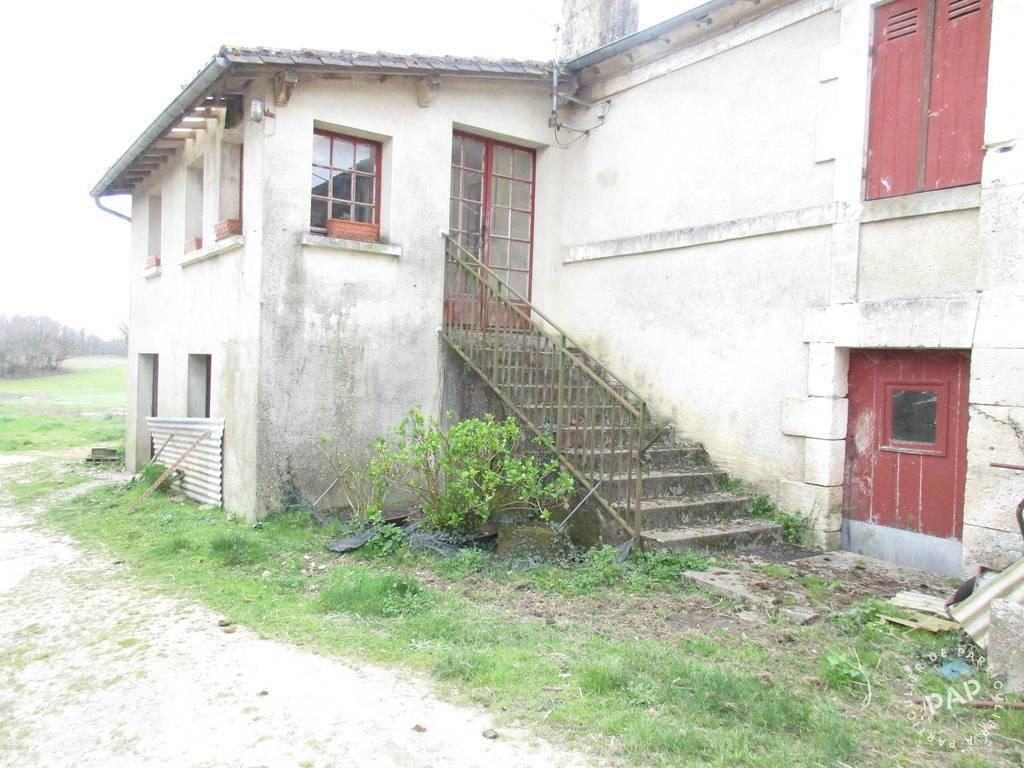 Vente maison 5 pièces Mareuil (24340)
