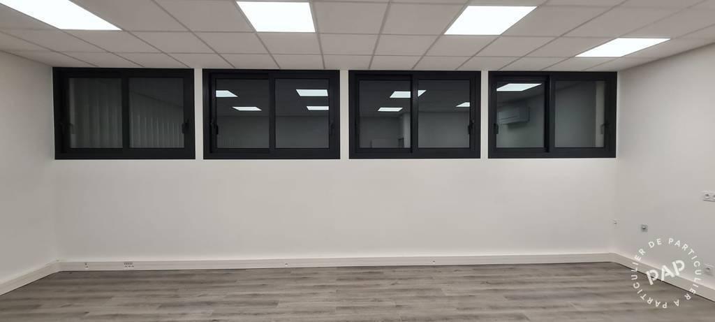 Vente et location Bureaux, local professionnel Aulnay-Sous-Bois (93600) 60m² 510€