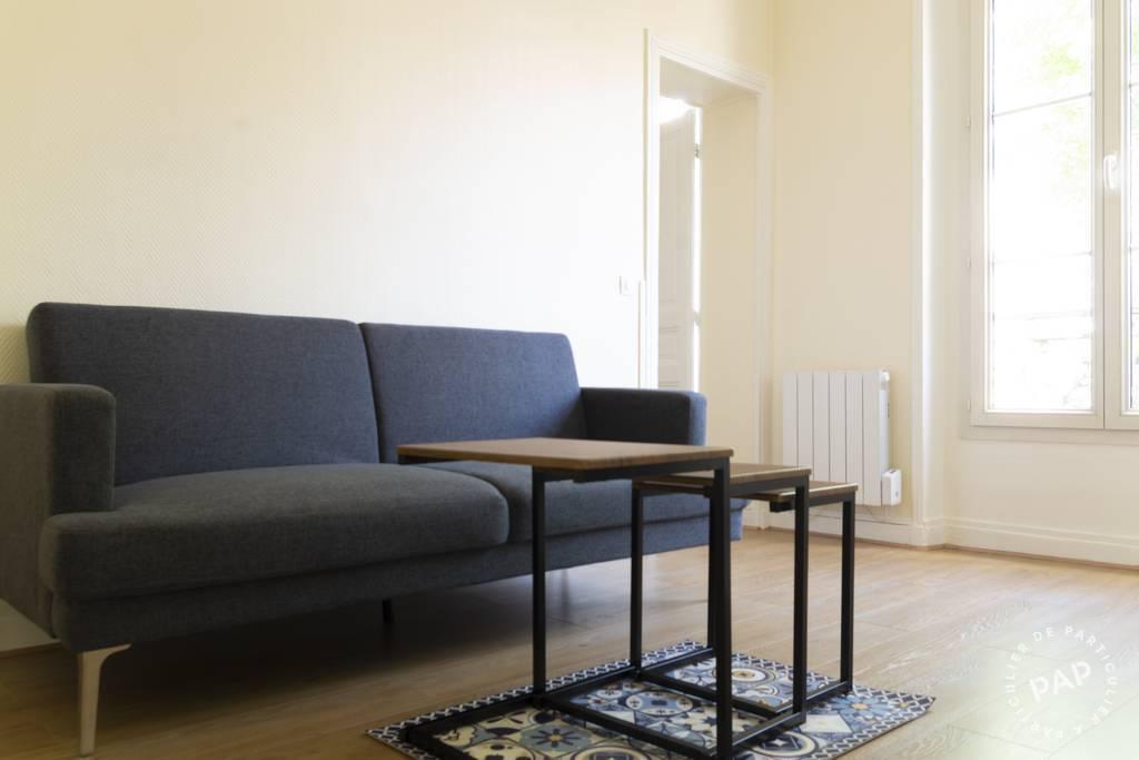 Location Appartement Saint-Denis (93210) 30m² 850€