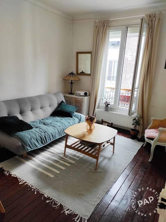 Vente Appartement Paris 14E (75014) 49m² 510.000€