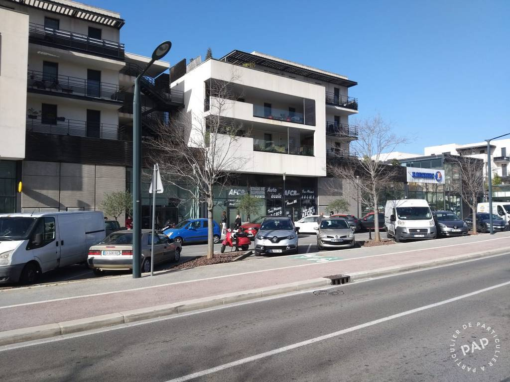 Location Local commercial Cannes (06150) 54m² 2.035€