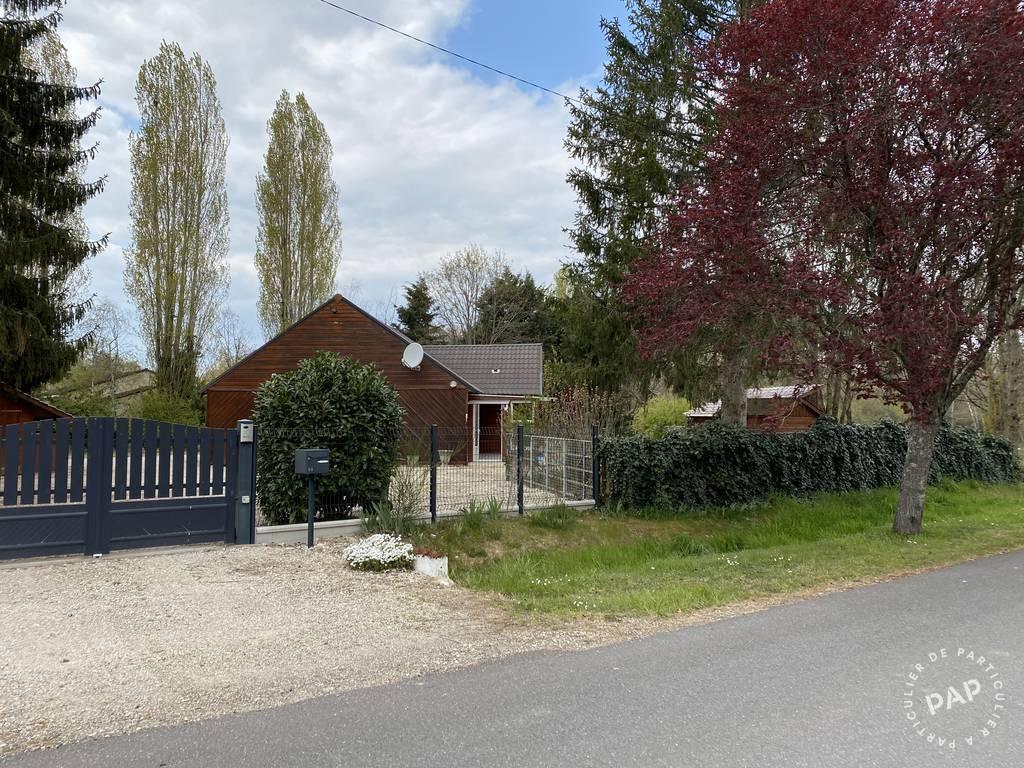 Vente Maison Noyers (45260) 90m² 128.000€